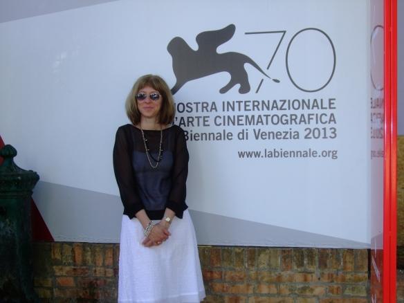 favorite place-Venice Film Festival 2013