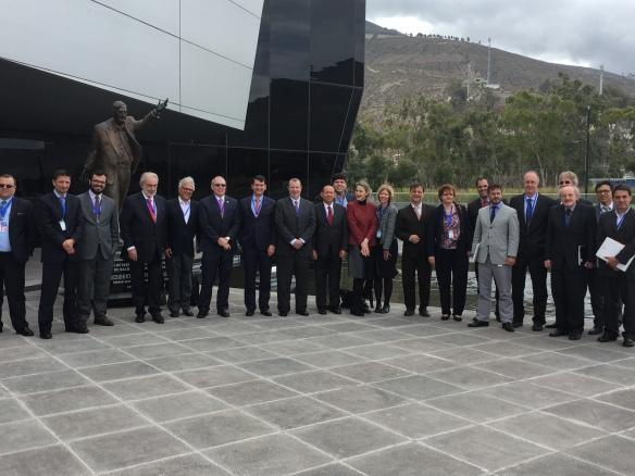 UNASUR UNCTAD Quito Nov 2016