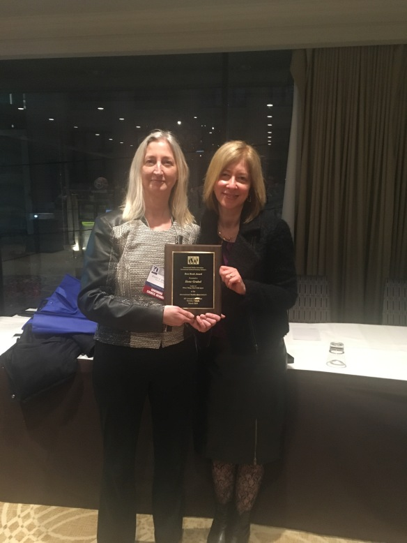 ISA Book Award Reception April 2019 3